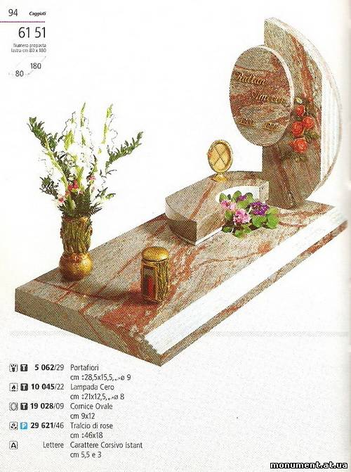 Памятник на могилу дизайн